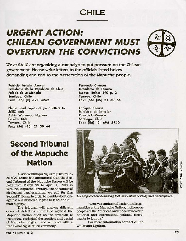 Urgent Action-Chilean Government Must Overturn The Convictions.pdf