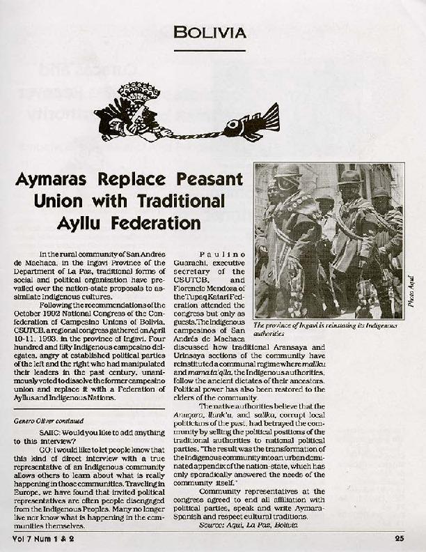 Aymaras Replace Peasant Union with Traditional Ayllu Federation.pdf