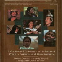 II Continental Encounter of Indigenous Peoples