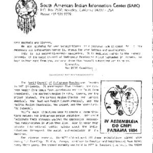 Vol. 1, No. 2 (Fall 1984)