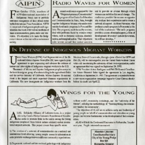 Radio Waves for Women