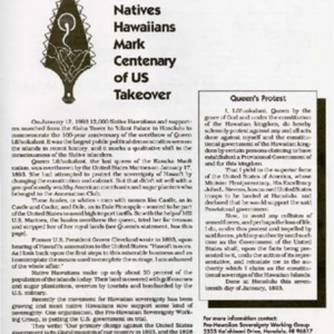 Natives Hawaiians Mark Centenary of US Takeover.pdf