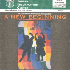 "Vol. 6, No. 4 (Fall 1992) ""A New Beginning"""