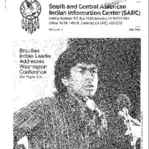 Vol. 3, No. 1 (Fall 1986)