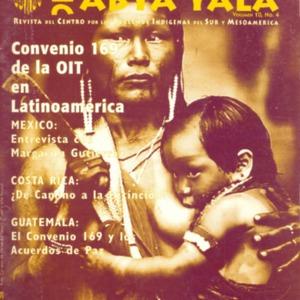"""Vol. 10, No. 4 (Otoño 1997) """"Convenio 169 de la OIT en Latinoamerica"""""""